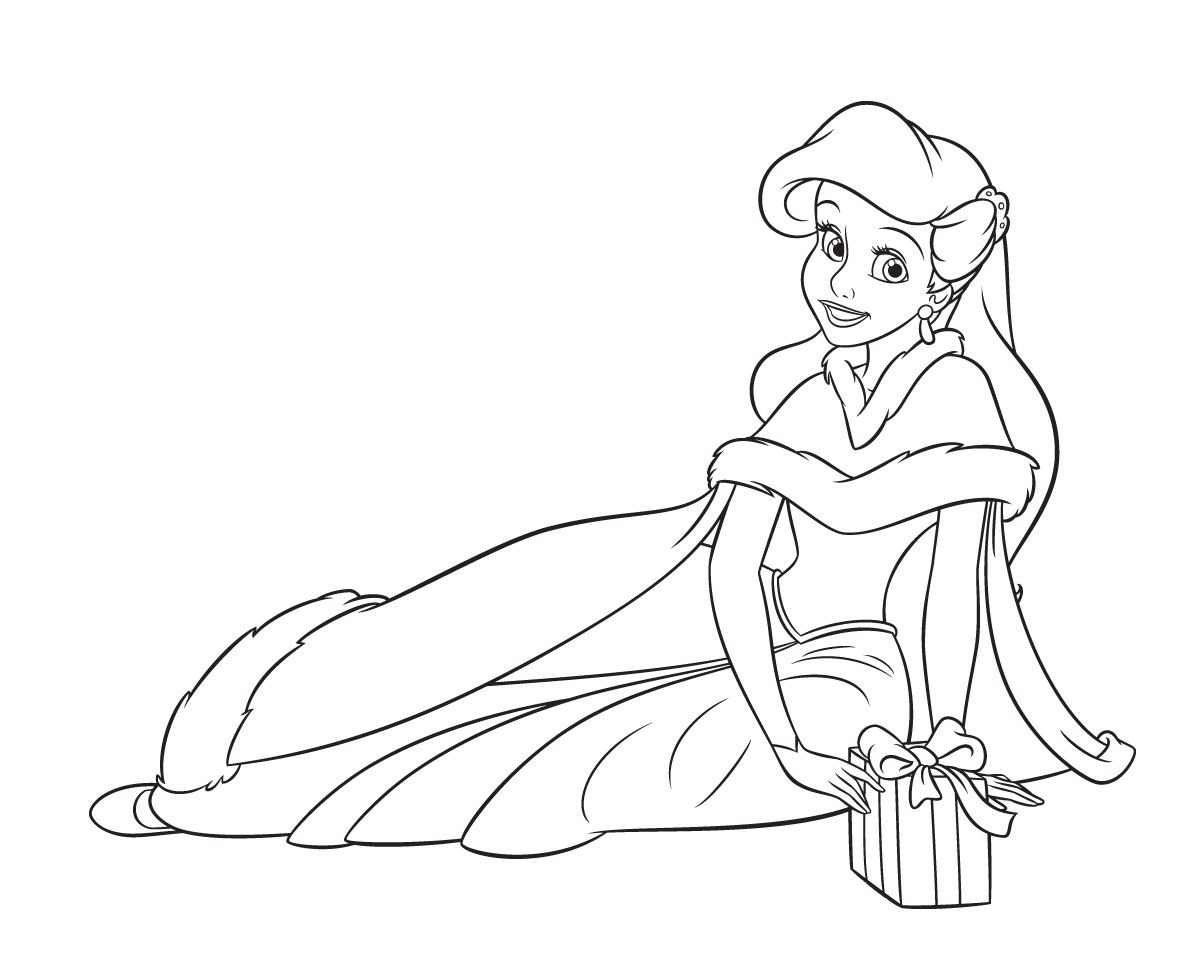 Princess Coloring Pages Coloring Pages Pinterest Free