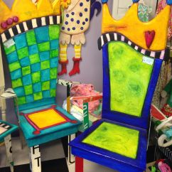 How To Make A Queen Throne Chair Covers For Rent In Boston Fit King And Luon St Pierre Plum Crazy