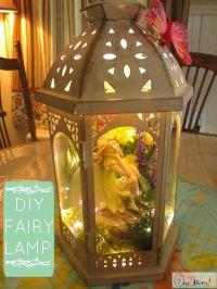 DIY Fairy Lantern Lamp Tutorial : After I made a LEGO ...