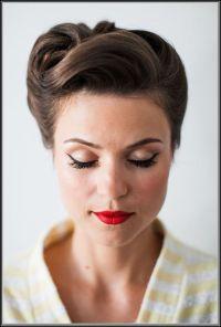 50s Style Hair Updos | www.pixshark.com - Images Galleries ...
