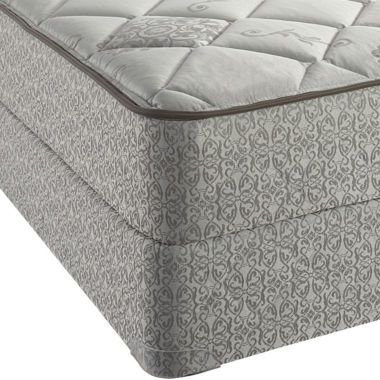 500 Sealy Melody Plush Mattress Plus Box Spring Found At Jcpenney