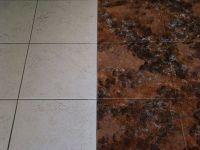 staining tile floors | trying this | Pinterest | Tile ...