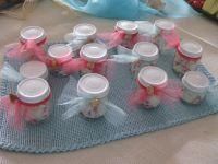 Beach Baby Shower - Recycled Baby Food Jars - Salt Water ...