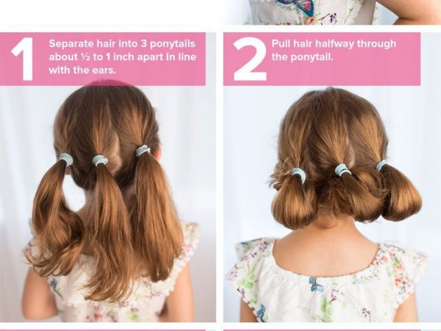 20 adorable toddler girl hairstyles | kid hairstyles, girl