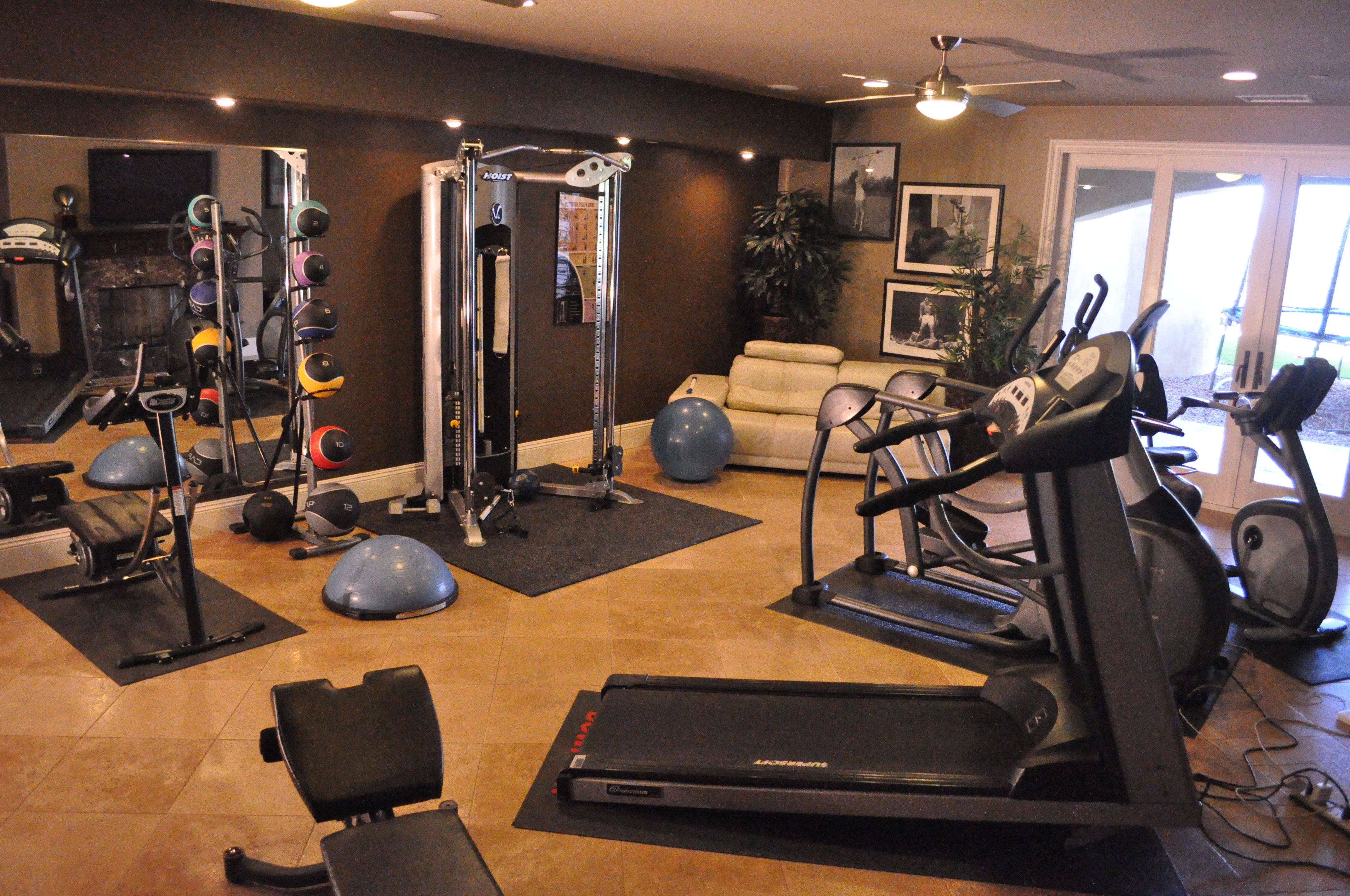 58 Awesome Ideas For Your Home Gym It's Time For Workout Gym