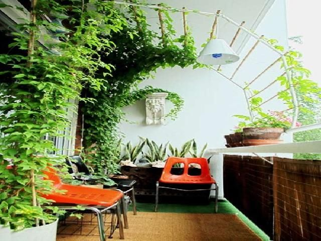Lighting For Balcony Garden Ideas Is Also Prominent In Order To