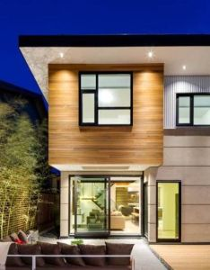 Midori uchi by naikoon contracting and kerschbaumer design award winning high class ultra green home in canada also modern house this style is charming rh pinterest