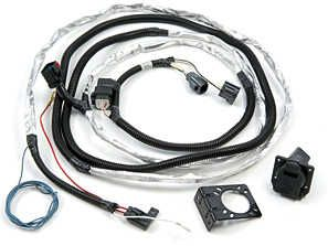 Mopar 7 Pin Wiring Harness 2016 Wrangler : 40 Wiring