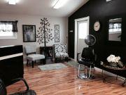 home salon. studio furniture