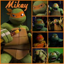 Tmnt Raph And Mikey - Year of Clean Water