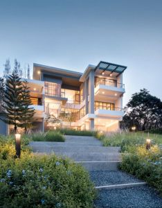 stunning modern home exterior designs that have awesome facades also rh za pinterest
