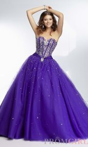 prom hairstyles ball gowns