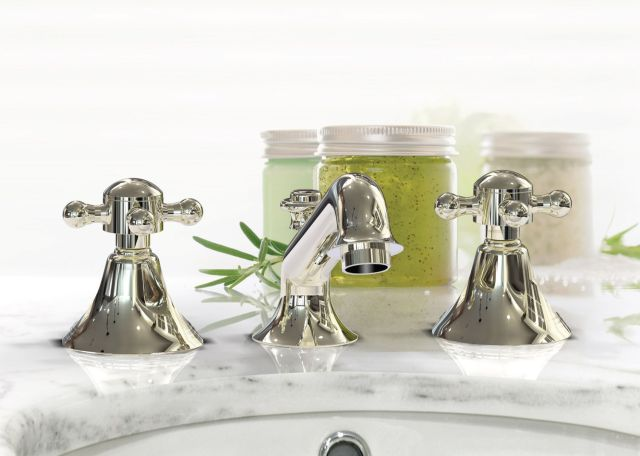 Faucet by Watermark Designs available Lavish The Bath Gallery