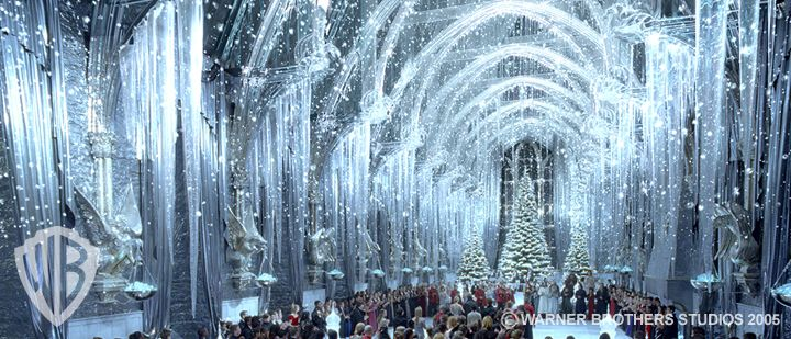 Yule Ball The Most Beautiful Thing Ever In The Harry