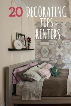 20 Temporary Ways To Upgrade A Rental Hgtv Apartments And