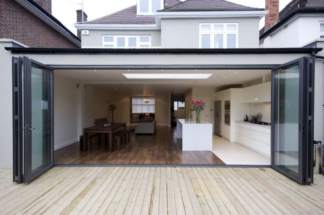 Kitchen Extension Ideas For Terraced Houses Beach Shack