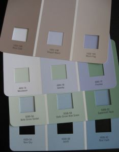 Paint colors to make  small room look larger how also rh pinterest