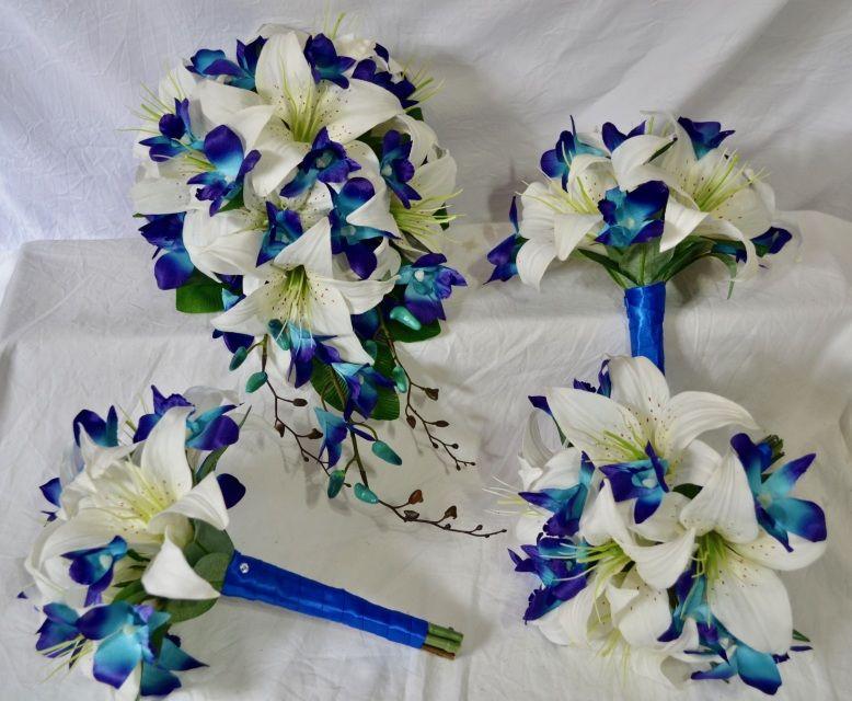 Buy Silk Wedding Flowers Online, Wedding Bouquets Online