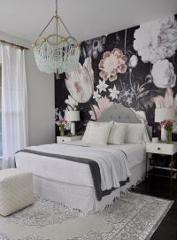 One Room Challenge - The Reveal | Floral wallpapers ...