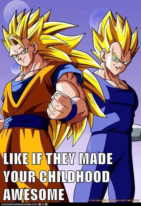 Goku And Vegeta Quotes Quotesgram  Dbz Pinterest