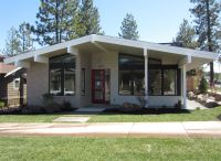 Mid Century Modern House Plan - Bend, Oregon | MCM ...