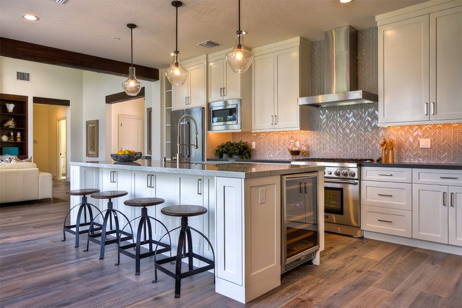 The Ultimate Kitchen Island Comes Complete With A Builtin