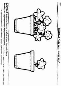Dibujos Para Colorear Nivel Inicial Dibujos Tarjeta