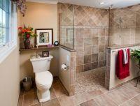 Design : Doorless Shower Designs #24202140, Doorless
