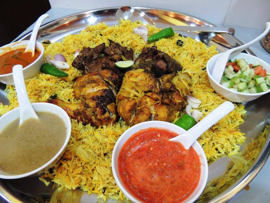mySarangs Menu Berbuka Puasa  Resipi Nasi Arab Mudah