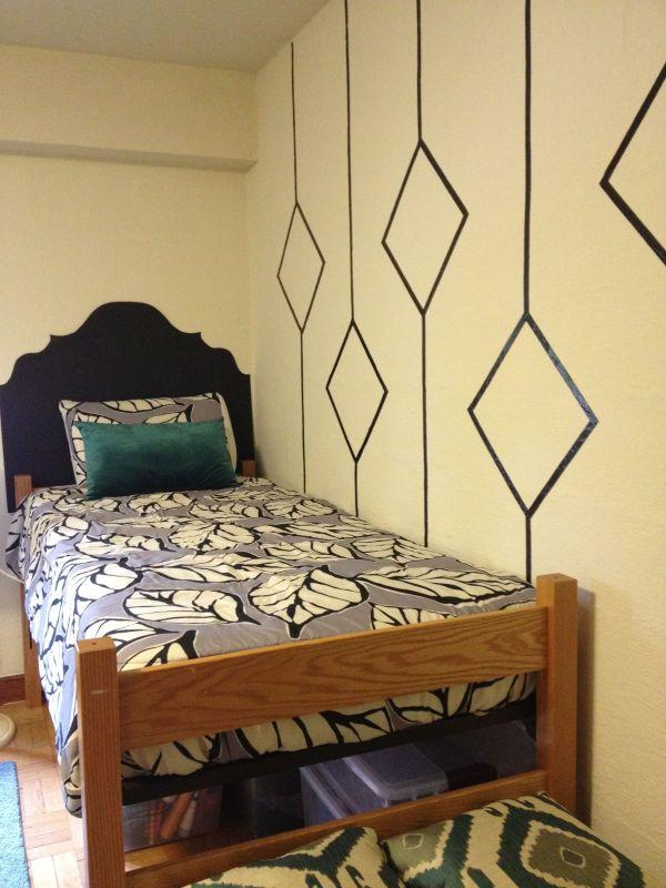 Dorm Wall Decorations Shelves