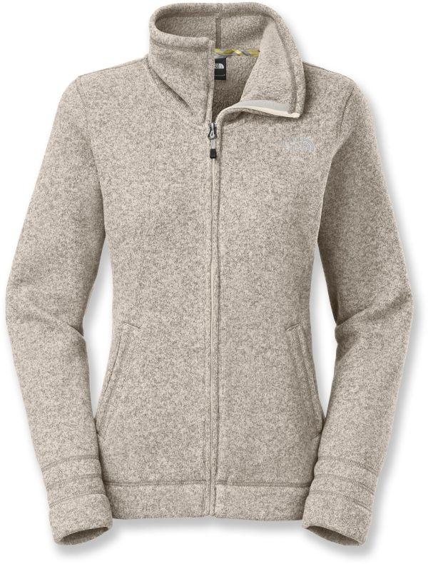 North Face Women's Fleece Full Zip Jacket
