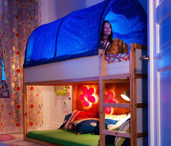 Bunk Bed Tent Canopy