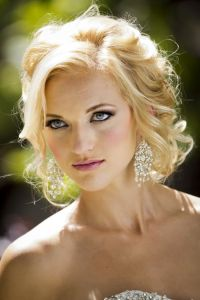 Loose curls updo. Wedding Hairstyle   Wedding hairstyles ...