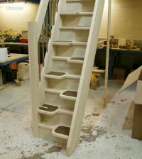 Loft Stairs for Small Spaces | Loft Staircase | Space ...