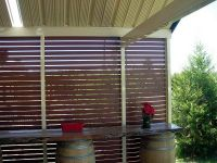 Outdoor Privacy Screen Ideas: Outdoor Patio Screen Ideas ...