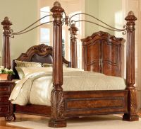 four poster bedroom sets | ART Regal Poster Bedroom Set ...