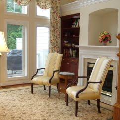 Living Room Drapery Ideas Interior Design Photos Of Small Rooms Inset Carpet With Wood Flooring Border | ...