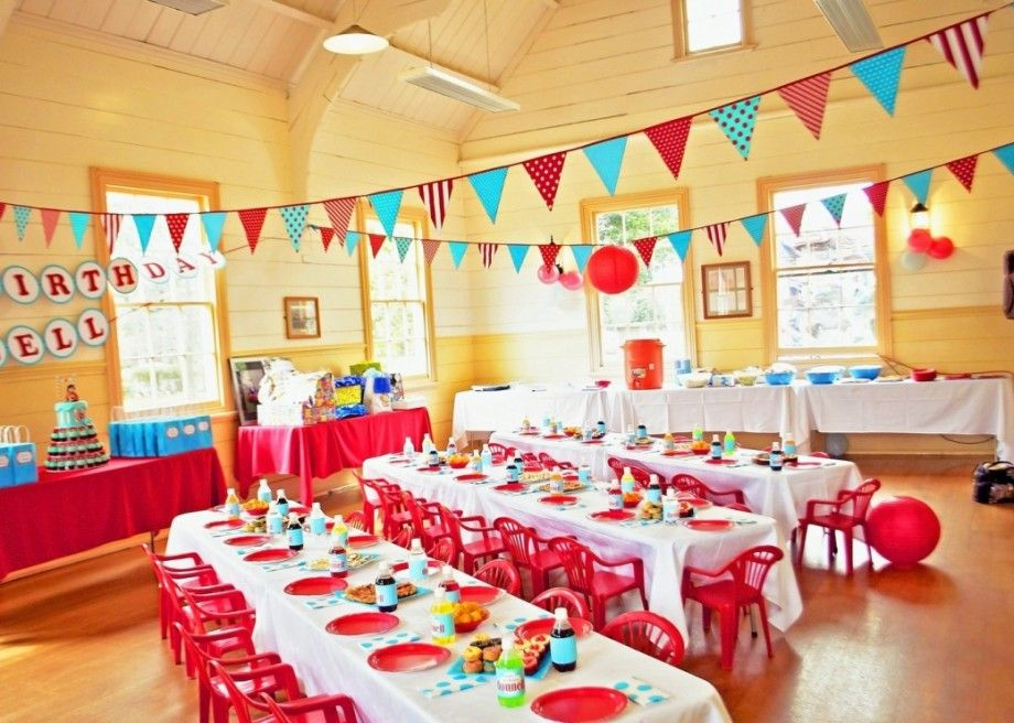 Kids Birthday Party Decoration Ideas At Home Party Ideas