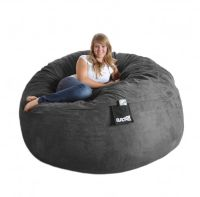 Making Oversized Bean Bag Chairs Foam Padding