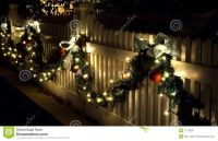 Wooden Fence Decorations | Christmas: Outside Christmas ...