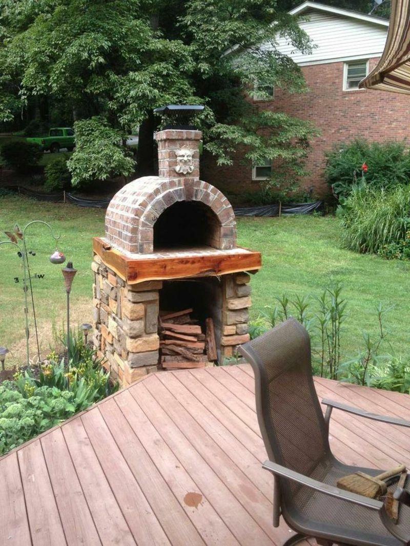 s gartengestaltung pflege haus garten garten pizzaofen bauen tipps, Gartenbeit