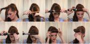 50s hair tutorial wss