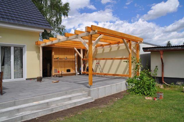 25 Best Ideas About Selber Bauen Terrassenüberdachung On
