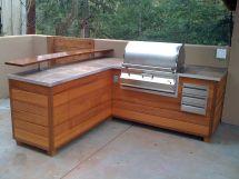 BBQ Outdoor Kitchen Grill Islands
