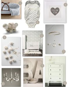 Baby room decorating idea all white babyrooms kids decor also best images about on pinterest blog rh