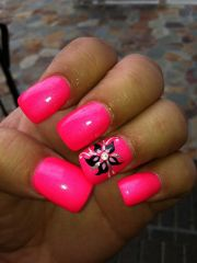 holy bright nails cute and easy
