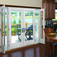 French Patio Doors With Side Screens | Home- Patio ...