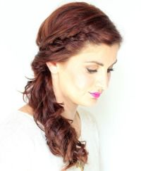 Braided Ponytail Ideas: 40 Cute Ponytails with Braids ...