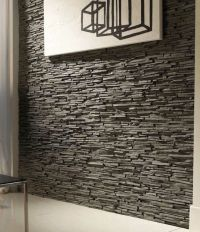 faux stone wall interior - Google Search | Home of the ...