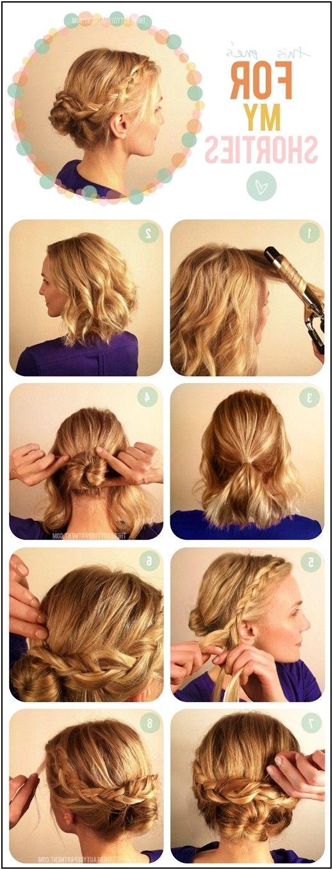 Easy Cute Medium Length Hairstyles Hairstyle Ideas Easy Cute